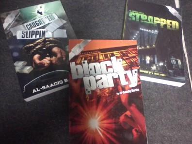 Al-Saadiq all 3 books