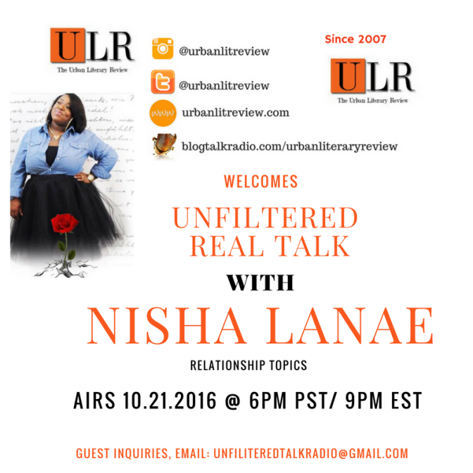 ULR Welcomes Nisha Lanae!